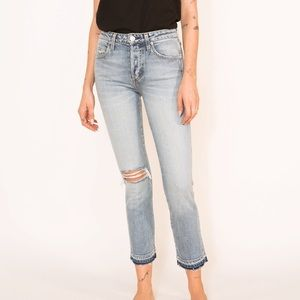 AMO 'Babe' Jeans in Trippin'